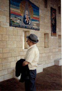 ביקור איליזרוב בישראל 1990